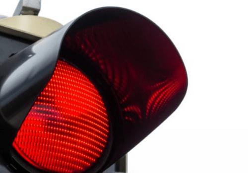RED LIGHT REFLEX